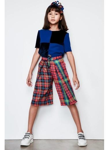 Lia Lea Kız Çocuk Desenli Pantolon Renkli